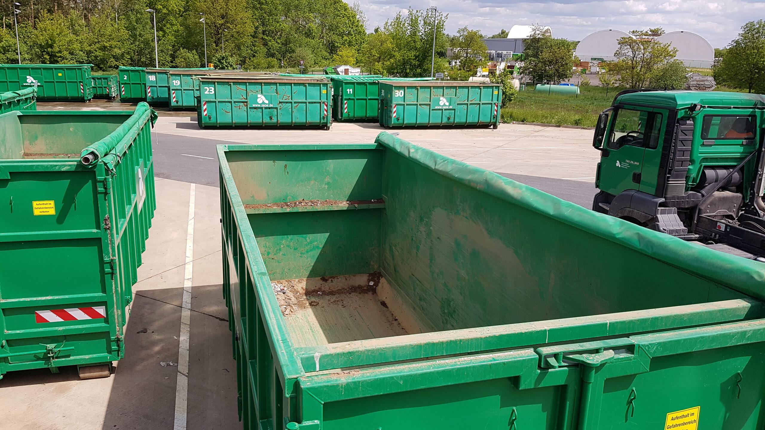 Container ULS Groebern